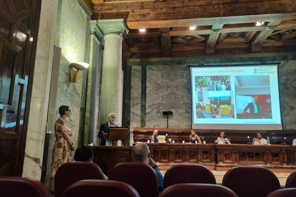 (Italiano) Lambda presente al XI Congresso Nazionale di Archeometria